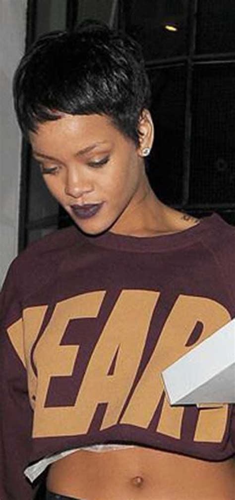 will a rhianna pixie look good on oblong faces 15 best rihanna pixie cuts short hairstyles 2017 2018
