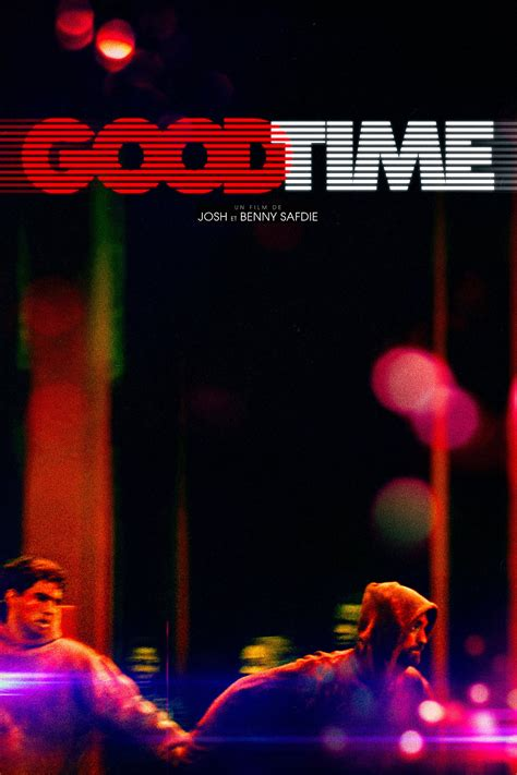 429200 good time good time 2017 posters the movie database tmdb