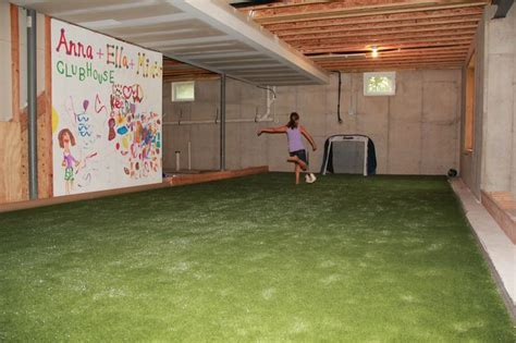 sports basement field astroturf in our basement images frompo