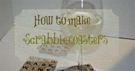 is ev a scrabble word scrabble tiles coaster hometalk
