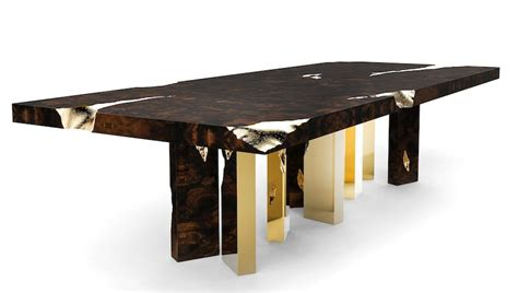 high end kitchen tables 20 high end modern dining tables for stylish homes