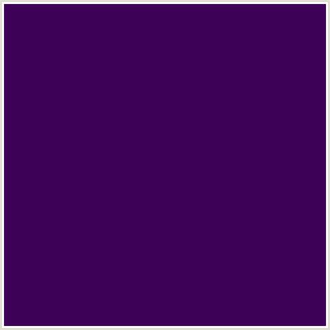 Color Plumb by 3d0158 Hex Color Rgb 61 1 88 Purple Ripe Plum Violet