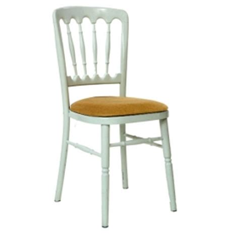 White Chairs For Hire by Napoleon Chair Hire Event Hire Uk