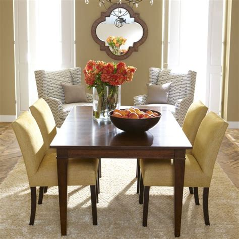 yellow and grey dining chairs yellow gray palette with warm honey walls christopher