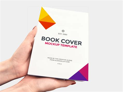 picture of a book cover 30 book cover mockup freecreatives
