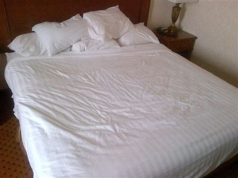 my bed my bed quot made up quot by the housekeeper picture of drury inn suites sikeston