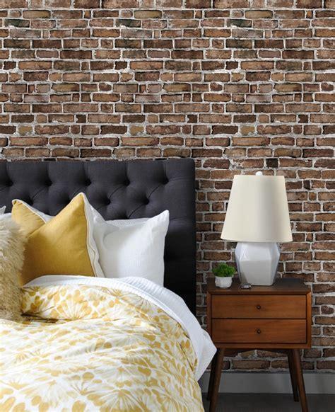 best peel and stick wallpaper peel and stick textured brick wallpaper wallpaperpa com