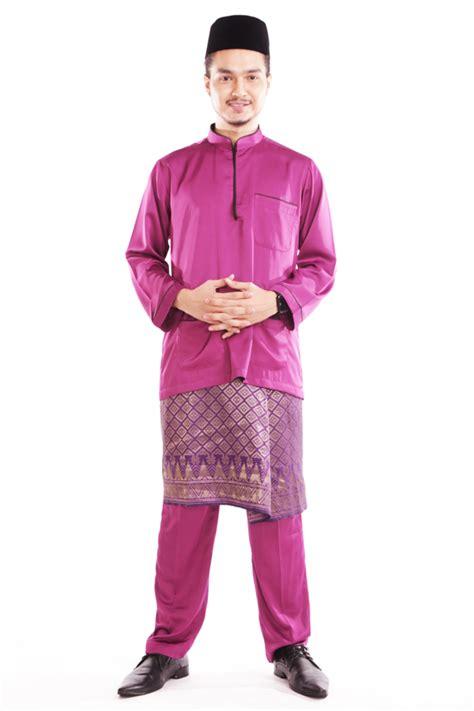 Set Busana Muslimah Syari 3in1 Purple royal baju melayu purple axl019 aqeela muslimah wear