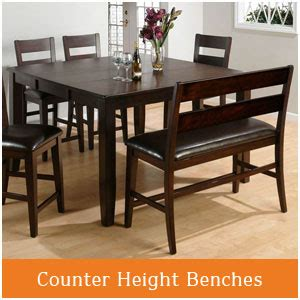 bar height benches kitchen counter height benches kitchen dining bars furniture the classy home