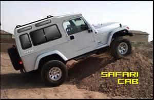 Safari Top Jeep Jeep Safari Cab Autos Post