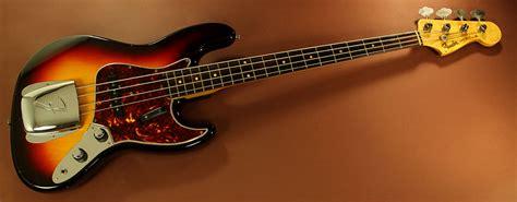 Bass Fender Jaz Bas Sunbrs 2 fender jazz bass 1961 www 12fret