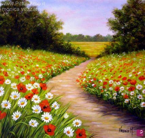 prati in fiore vendita quadro prati in fiore vezzaro pitturiamo 174