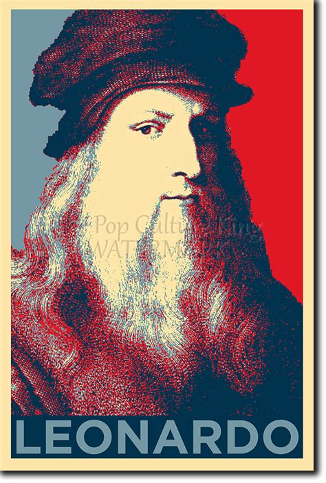 leonardo da vinci biography poster leonardo da vinci poster unique photo art print gift