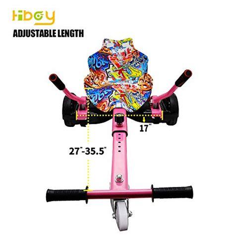 hoverboard hiboy hc   kart conversion kit