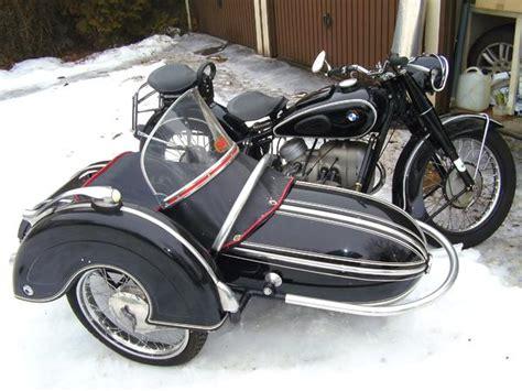 B M W Oldtimer Motorrad Gesucht by Oldtimermotorrad Bmw 500 Bmw Mit Steibbeiwagen Zeppelin In