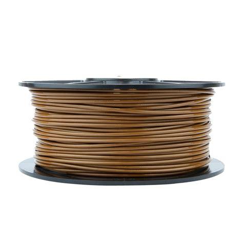 3d Print Filament Reddish Brown abs brown 1kg 2 2lbs 3d printer filament wyz works
