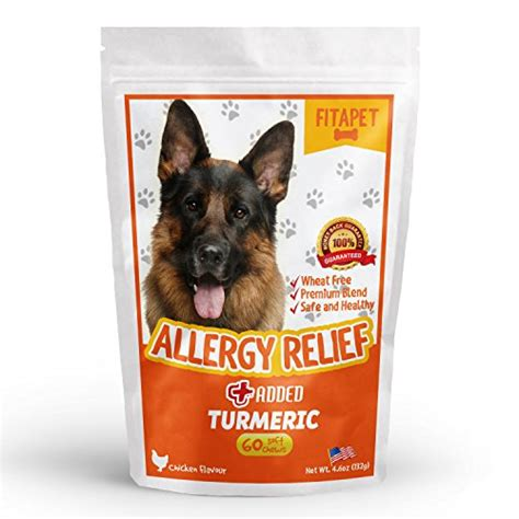 quercetin for dogs fitapet allergy relief for itchy dogs with turmeric omega 3 quercetin and ebay