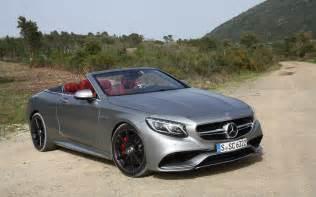 How Much Are Mercedes 2017 Mercedes S Class Cabriolet When Much Isn T