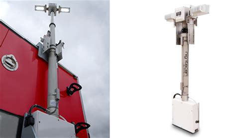 night scan light tower firefighting mobile light tower solutions led mh hid