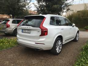 Volvo Cx90 Review 2015 Volvo Xc90 Review Caradvice