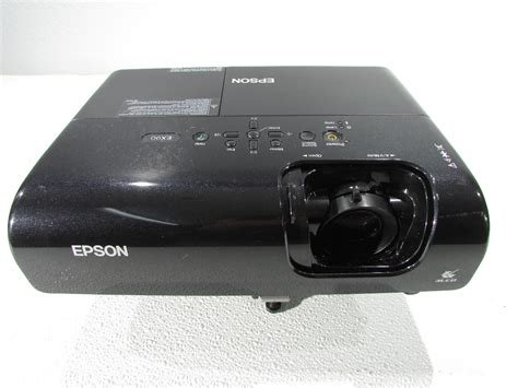 Lu Lcd Projector Epson epson h307a lcd projector premier equipment solutions inc