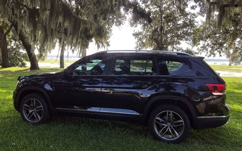 black volkswagen atlas atlas with black rims autos post