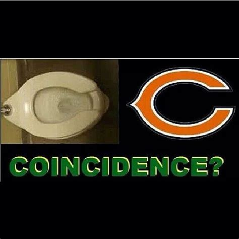 bears toilet seat coincidence 409 best images about nfl on