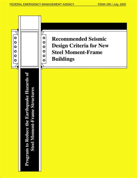 seismic design criteria version 1 7 steel moment frame design page 2 frame design reviews