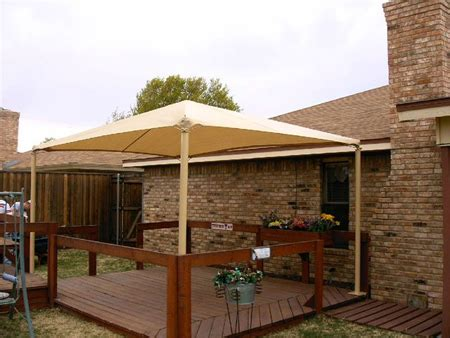 Patio Awnings And Shade Structures by Fabric Canopy Photo 25 Shade Structures Canopies Shade