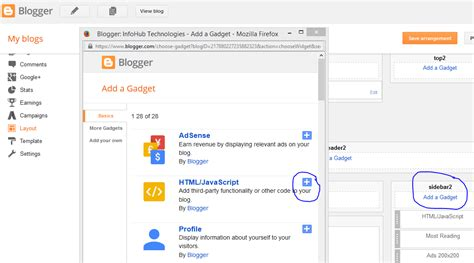 blogger dashboard how to promote konga affiliate banner links on your blog
