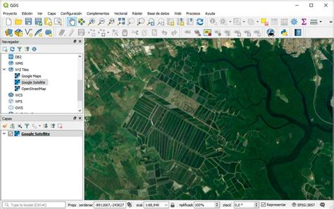 qgis tutorial google earth synchronize google earth with qgis 3 geogeek