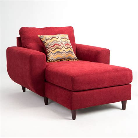 living room furniture chaise lounge natalie living room collection red chaise in red
