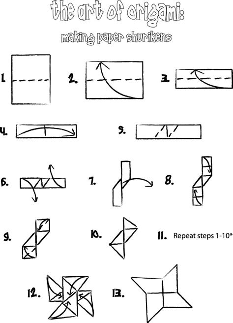 How To Make A Origami Shuriken - shuriken origami diagram 171 embroidery origami