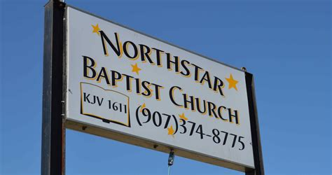 Of Alaska Fairbanks Mba by Northstar Baptist Church Fairbanks Ak 187 Kjv Churches
