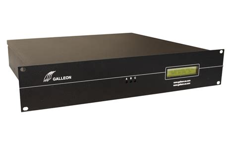 network time server ts  gps galleon systems