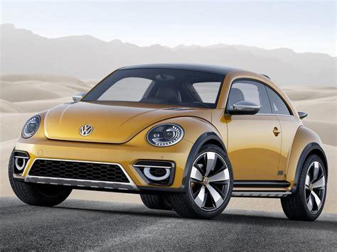 Volkswagen Beetle Dune Concept Official Pictures