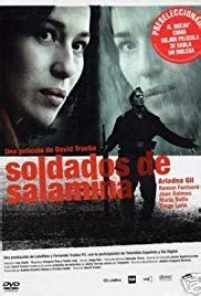 soldados de salamina spanish b00viuc8he soldados de salamina 2003 imdb