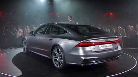 New Audi A7 2018 by New Audi A7 Sportback 2018 World Premiere Live Broadcast