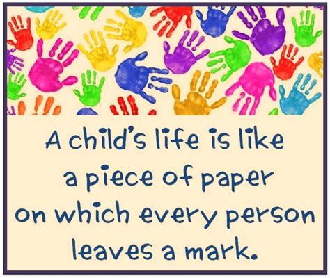 which day day thought for the day of a child indian parenting