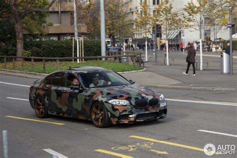 M2 Hv Wrap Navy bmw m5 camouflage