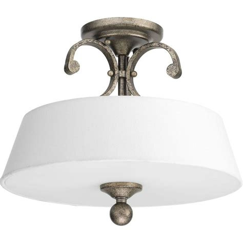 Brown Ceiling Light Brown Semi Flushmount Lights Ceiling Lights The Home Depot