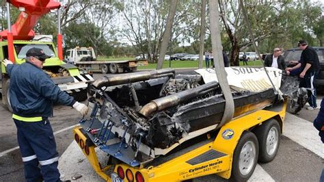 ski boats for sale victoria australia police puzzled after fiery water ski boat smash kills