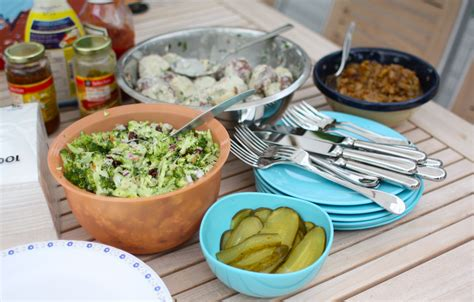 potluck salad eat well spend less the art of the summer potluck