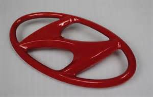 custom hyundai emblem importshark