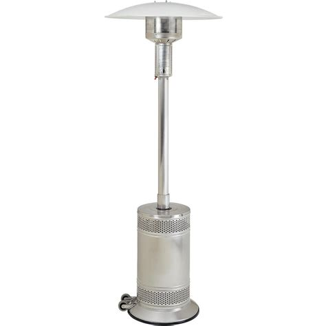 Infrared Patio Heaters Reviews Patio Comfort Infrared Outdoor Patio Heater Stainless Steel