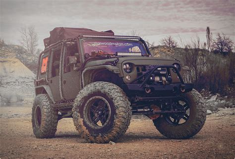 Jeep Things Jeep Nomad By Starwood Motors