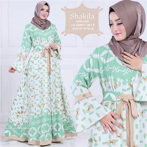 Shop Busana Muslim baju muslim murah nabiilah store