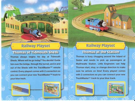 Trackmaster Tidmouth Sheds Playset by 100 Tidmouth Sheds Trackmaster