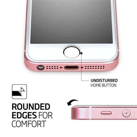 Spigen Glastr Slim Hd 2 Pack For Iphone 7 100 Original spigen 174 2pack glas tr slim hd iphone se 5s 5