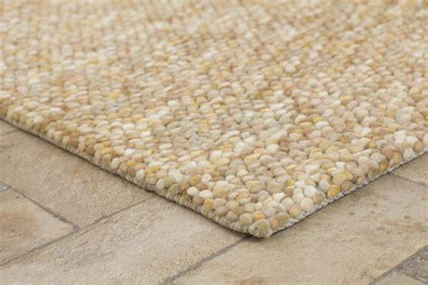 pebble rugs buy felt pebbles 140x200cm the real rug company